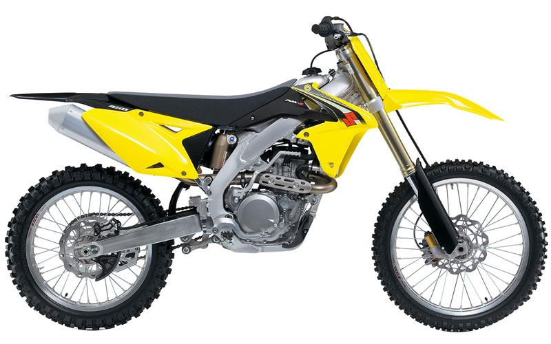 suzukirmz450